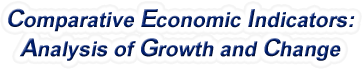 Tennessee - Comparative Economic Indicators: Analysis of Growth and Change, 1969-2017