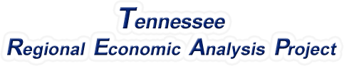 Tennessee Regional Economic Analysis Project